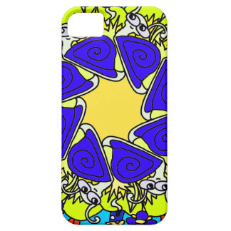 snail cartoon original art designed product gift case for the iPhone 5