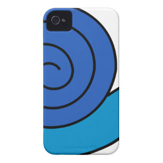 Snail Doodle Case-Mate iPhone 4 Cases