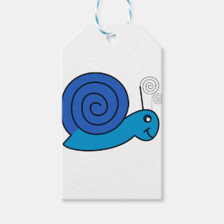 Snail Doodle Gift Tags