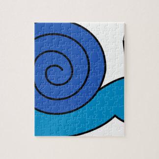 Snail Doodle Jigsaw Puzzle