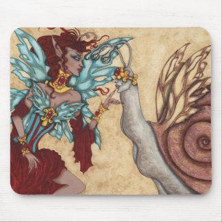 Snail Fairy Mousepad