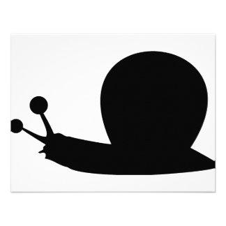 snail icon invite