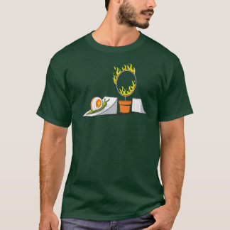 SNAIL JUGGLER T-Shirt