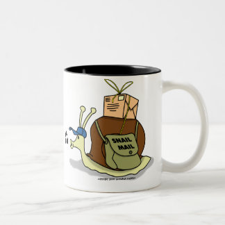 Snail Mail Coffee Mug