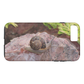 Snail on a Rock Case-Mate iPhone Case