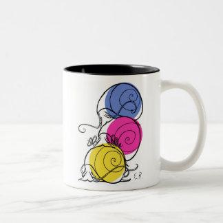 Snail Pile Mug