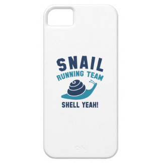 Snail Running Team Case For The iPhone 5