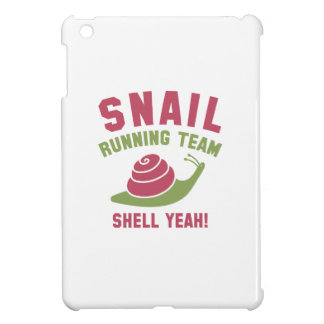 Snail Running Team Cover For The iPad Mini