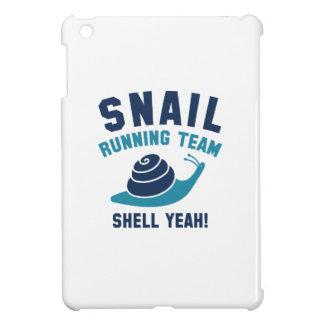 Snail Running Team iPad Mini Case