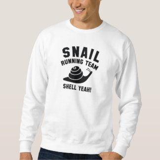 Snail Running Team Sweatshirt