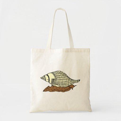 Snail Shell Bags