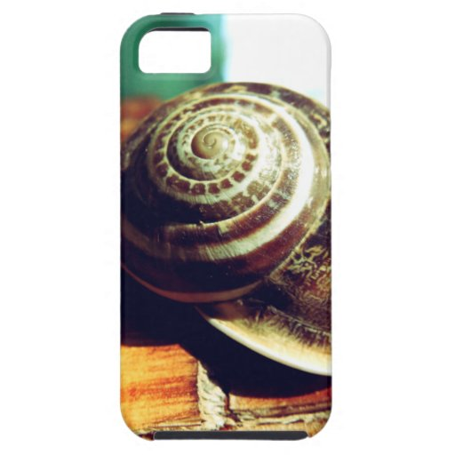 Snail Shell iPhone 5 Covers