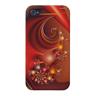 Snail shell iPhone 4 cover