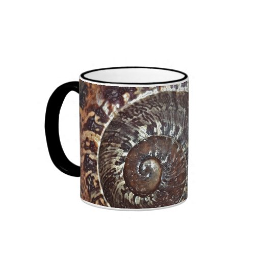 Snail Shell Mug