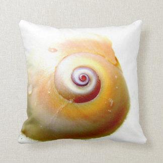 Snail Shell Pillow