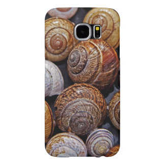 Snail Shell Samsung Galaxy S6 Cases