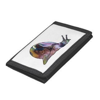 Snail Tri-fold Wallet