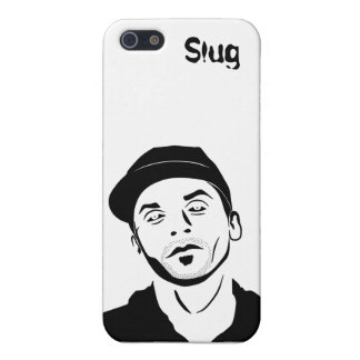 Snail without a shell Rapper Phone Case iPhone 5/5S Covers