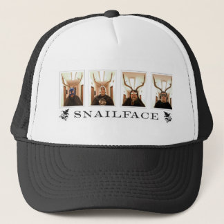 Snailface Hipster Hat