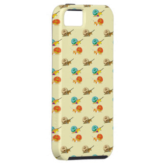 snails patterns iPhone 5 cases