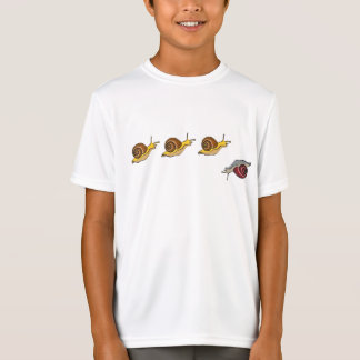 snails rule T-Shirt