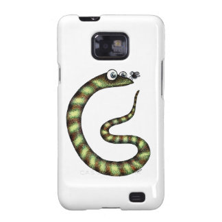 Snake and Fly Samsung Galaxy SII Case
