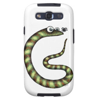Snake and Fly Samsung Galaxy SIII Covers