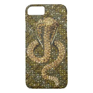 snake bling iPhone 7 case