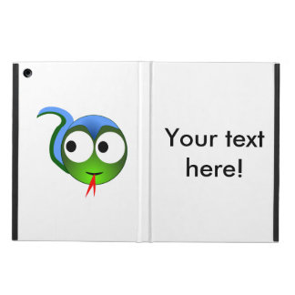 Snake cartoon case for iPad air