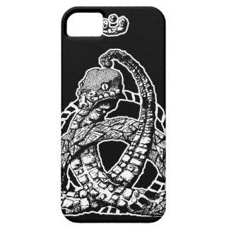 Snake Celtic Knot B&W Case