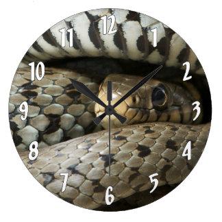 Snake Clock