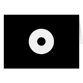 Snake eye card