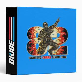Snake  Eyes 82 Vinyl Binders