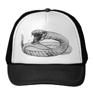 Snake Eyes Trucker Hat