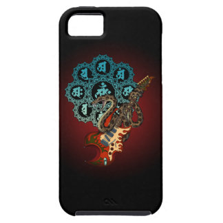 Snake Guitar 05 iPhone 5 Cover