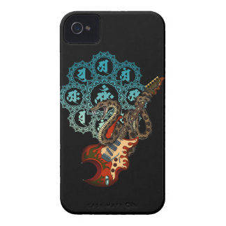 Snake Guitar 05 Case-Mate iPhone 4 Case