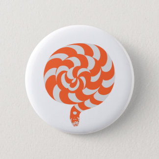 Snake looks like a lollipop Button