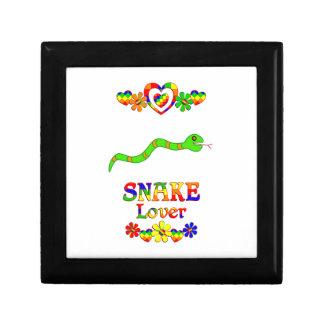 Snake Lover Keepsake Box