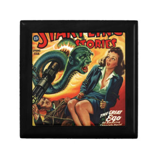 Snake Man Trinket Box