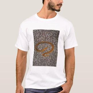 Snake on Cobble stones T-Shirt
