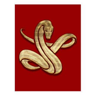 Snake Postcards