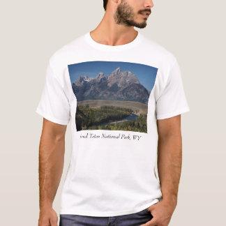 Snake River Overlook, Grand Teton National Park T-Shirt