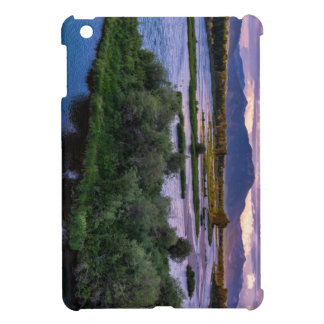 Snake River Sunset - Swan Valley - Idaho Cover For The iPad Mini