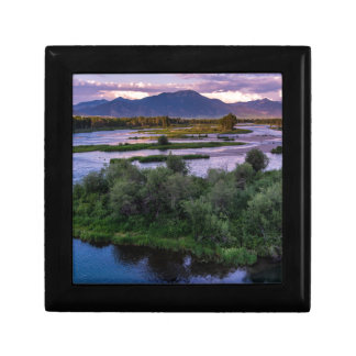 Snake River Sunset - Swan Valley - Idaho Gift Boxes