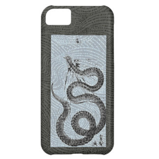 Snake/Serpent Sumi-e iPhone 5C Covers