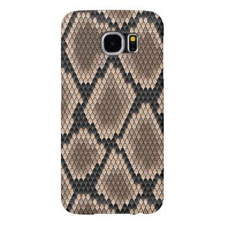 Snake skin samsung galaxy s6 cases