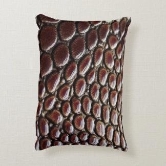 Snake Skin Decorative Pillow