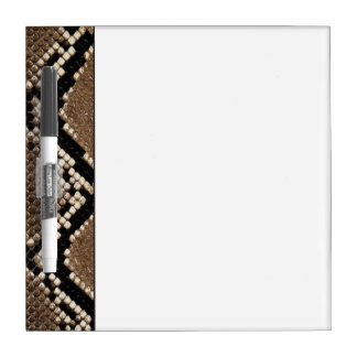 Snake Skin Dry-Erase Boards