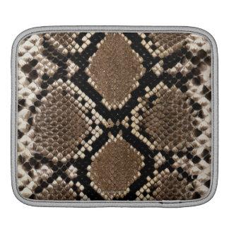 Snake Skin iPad Sleeves