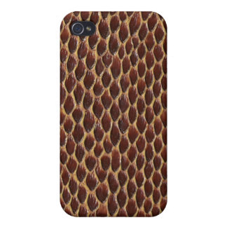 snake skin Iphone4 casing iPhone 4/4S Cases